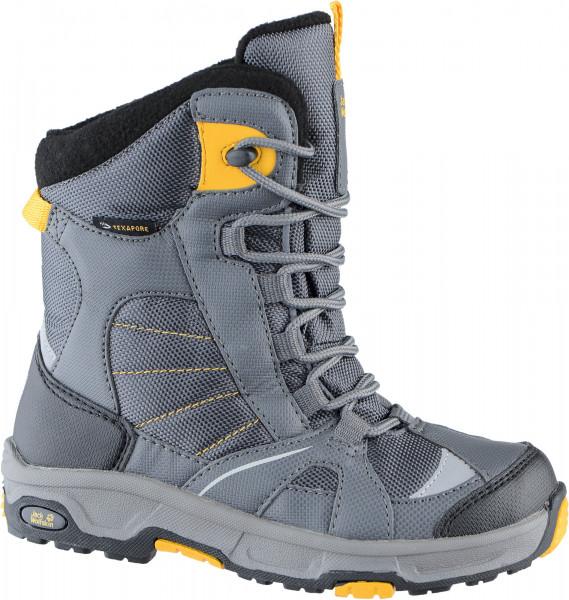 45.39.118 JACK WOLFSKIN Boys Snow Ride Texapore Boot burly