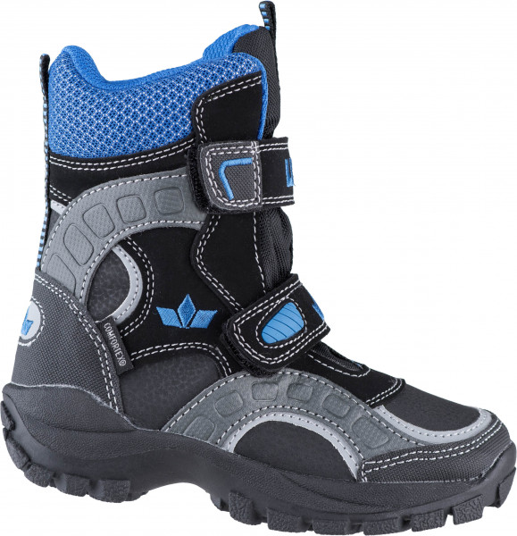 45.41.103 LICO Samuel V Boot schwarz/grau/blau