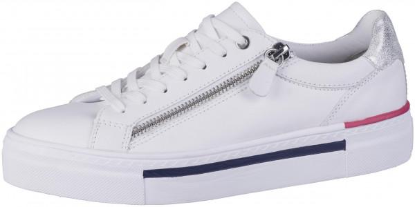 12.44.146 TAMARIS Sneaker white combi