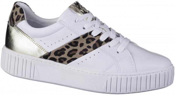 12.44.112 MARCO TOZZI Sneaker white/leo