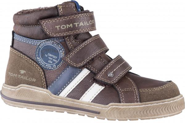 37.39.212 TOM TAILOR Warmfutter-Sneaker rust