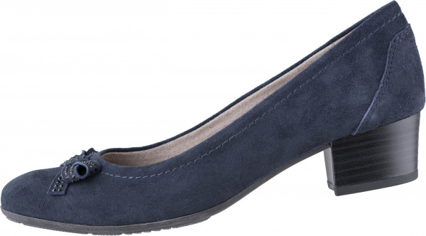 11.42.115 JANA Comfort-Pumps navy