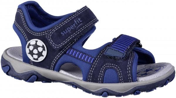 35.44.117 SUPERFIT Sandale blau/blau