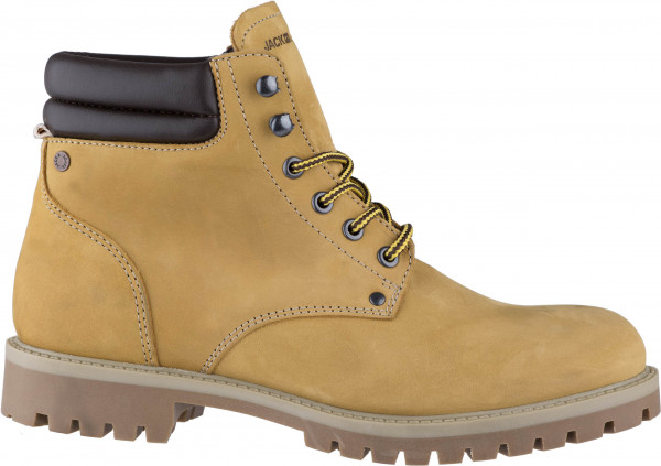 25.39.114 JACK&JONES Stoke Schnürboot honey