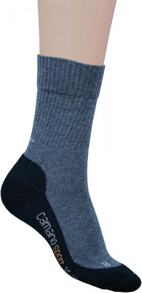 65.33.128 CAMANO Sport Socks jeans-navy 2er Pack