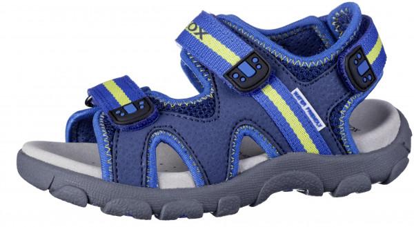 35.44.112 GEOX Sandale blue/yellow