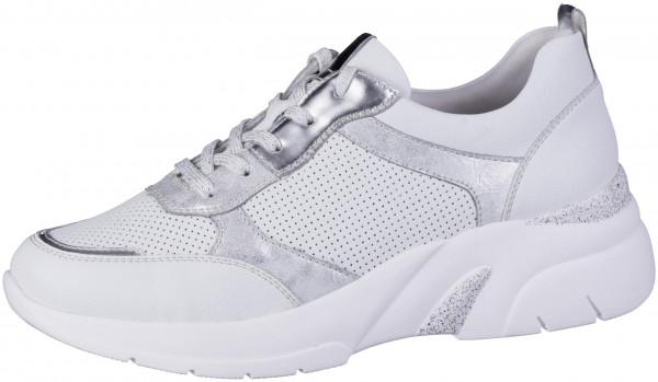 13.44.131 REMONTE Comfort-Sneaker weiss/argento/ice