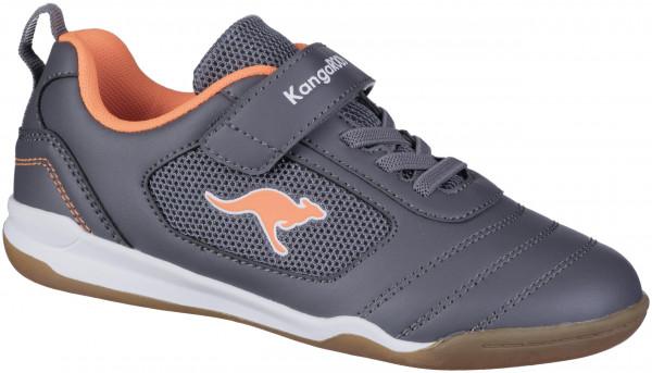 40.45.108 KANGAROOS Nicourt EV Sportschuh steel grey