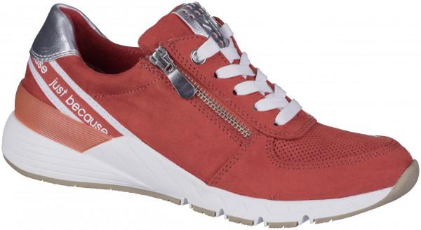 12.44.302 MARCO TOZZI Sneaker burn.orange combi