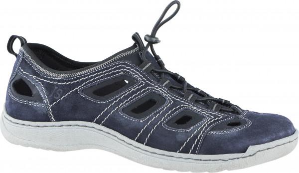 20.40.119 JOSEF SEIBEL Milo 03 Slipper jeans/schwarz