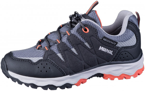 44.43.102 MEINDL Turneo Junior Trekkingschuh graphit/orange