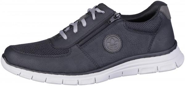 21.45.103 RIEKER Sneaker schwarz/schwarz/graphit