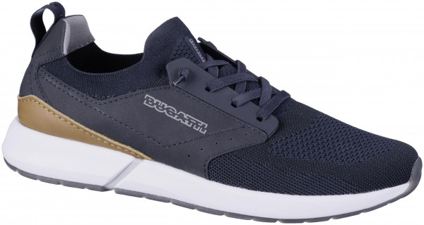 21.44.224 BUGATTI man Sneaker dark blue