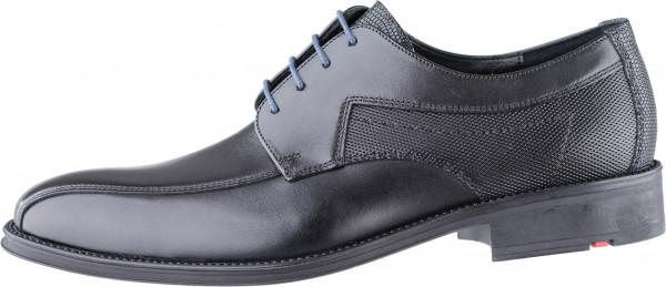21.42.176 LLOYD Fabius Business-Schnürer schwarz/blue