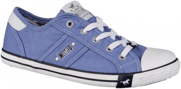 12.44.199 MUSTANG Sneaker hellblau