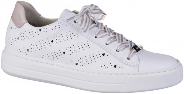13.44.120 ARA Courtyard-Highsoft Comfort-Sneaker weiss/puder