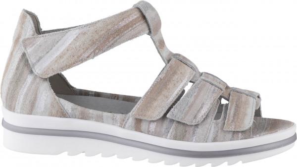 15.42.137 WALDLÄUFER Hakura 15 Comfort-Sandale taupe