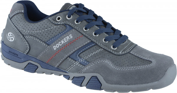 21.38.120 DOCKERS Sneaker dunkelgrau-blau