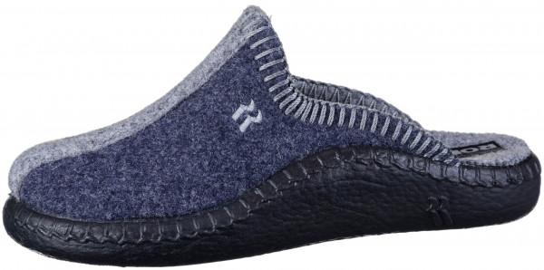 19.43.116 ROMIKA Mokasso 62 Hausschuh jeans kombi