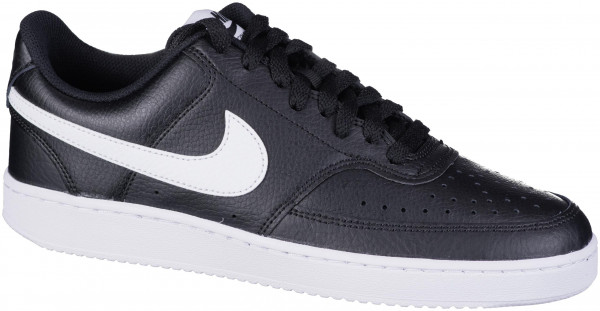 42.43.133 NIKE Court Vision Low Sportschuh black/white