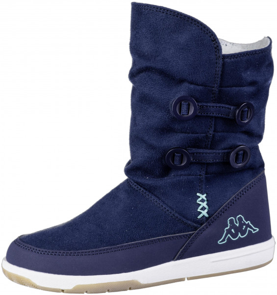 37.43.160 KAPPA Cream Stiefel navy/mint
