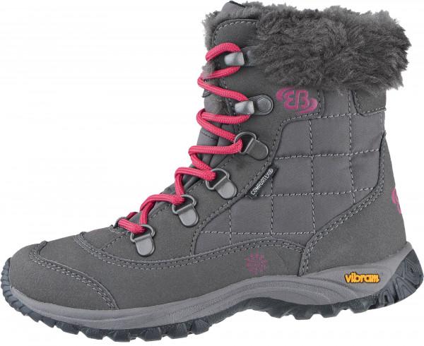 45.39.108 BRÜTTING Himalaya Kids Boot grau/pink