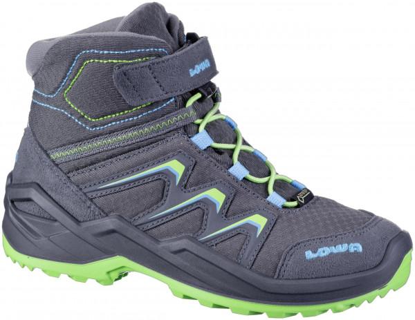 45.43.135 LOWA MADDOX WARM GTX® Boot graphit/limone