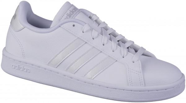 41.45.165 ADIDAS Grand Court Sportschuh white/white/grey