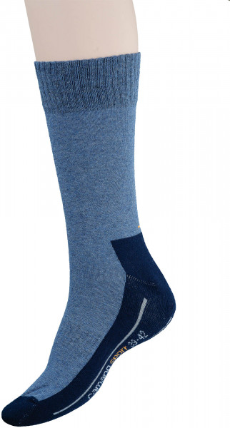 65.35.103 CAMANO * Sport Socks navy 2er Pack