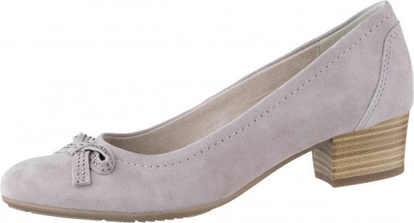 11.42.116 JANA Comfort-Pumps lt.grey