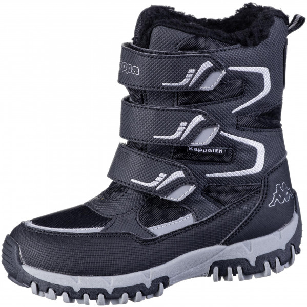 37.43.151 KAPPA Great Tex Boot black/silver