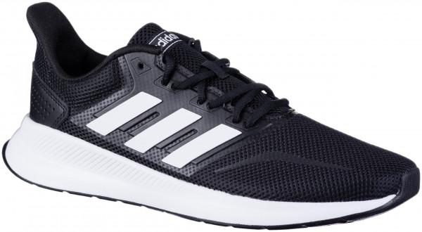 42.43.101 ADIDAS Falcon Sportschuh black/white/black
