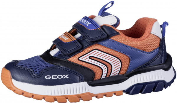 33.44.103 GEOX Sneaker navy/orange
