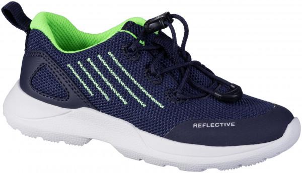 33.44.111 SUPERFIT Sneaker blau/grün