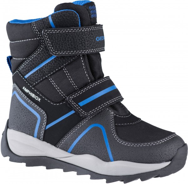 37.41.117 GEOX Stiefel black/royal