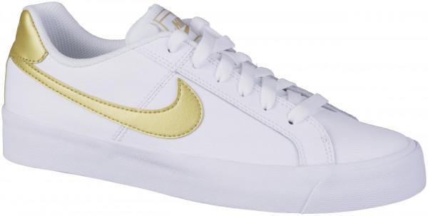 41.43.146 NIKE Court Royale AC Sportschuh white/metallic