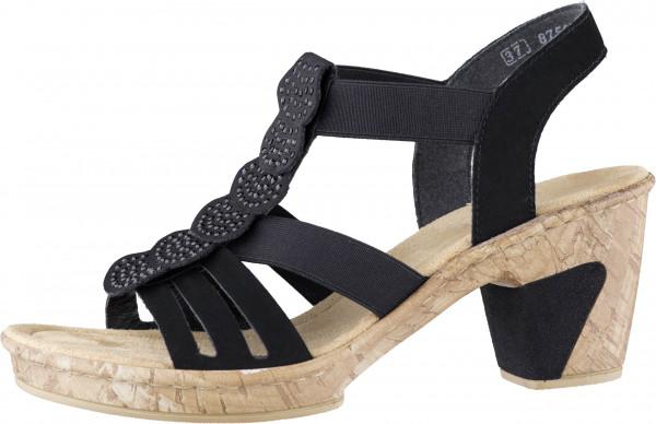 14.42.209 RIEKER Sandalette schwarz