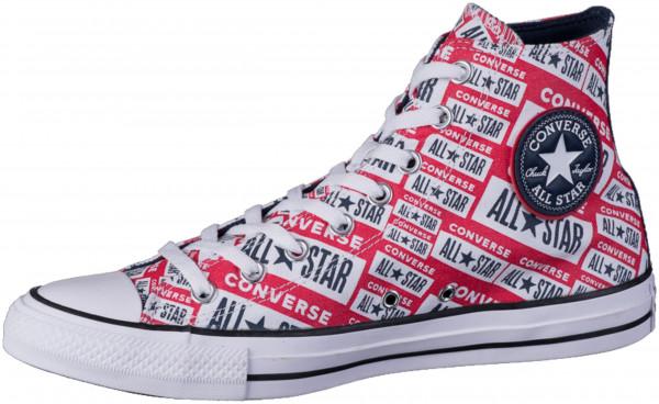 42.44.103 CONVERSE CTAS Logo Graphic-Hi Sneaker