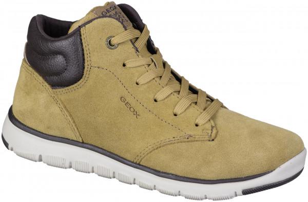 37.43.247 GEOX Sneaker dk. yellow/brown