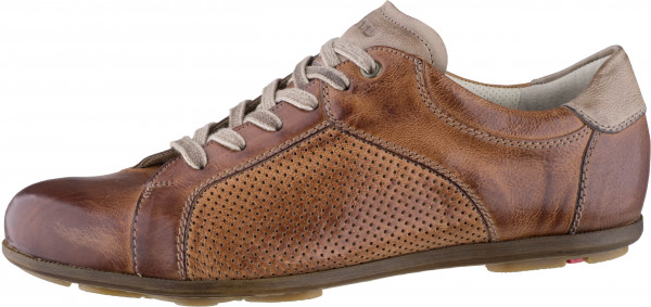21.42.169 LLOYD Donald Sneaker cognac/sand